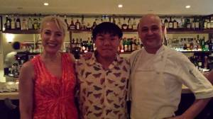 Be sure to send my regards to Chef Paolo and Adrianna. Their restaurant is a cultural and culinary gem.