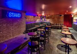 View of the Comedy Club area