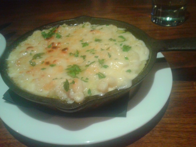 Truffle Mac 'N' Cheese