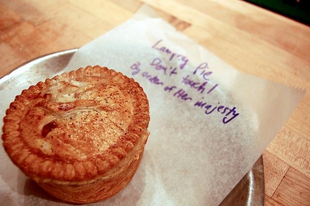 Lamprey Pie