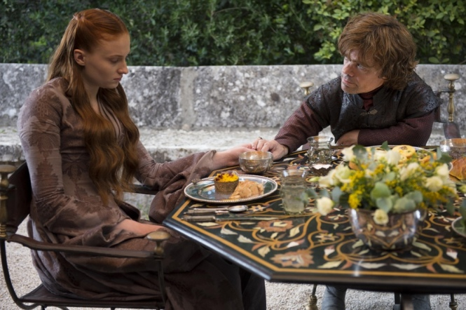 Everybody has those days... You know it's bad if Sansa won't even touch the lemon cakes!