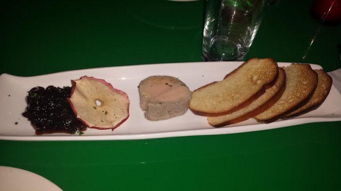 Foie Gras Au Torchon