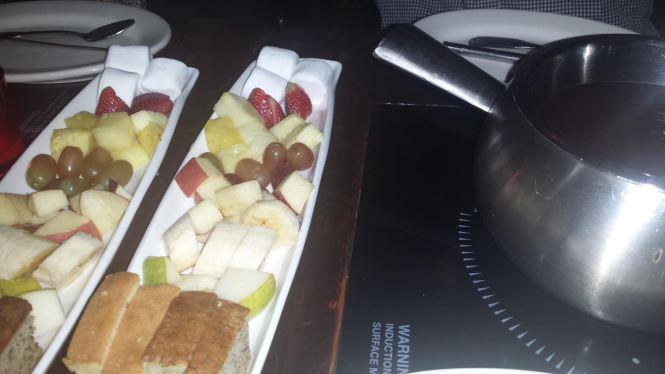 DessertFondue