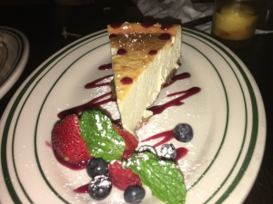 Malt House Cheesecake